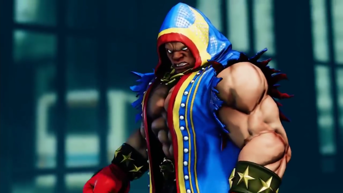 Street Fighter 5's Next Update and New Trailer