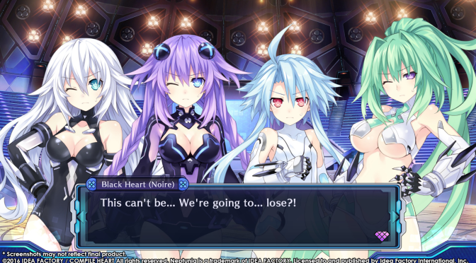 Megadimension Neptunia VII coming to Steam