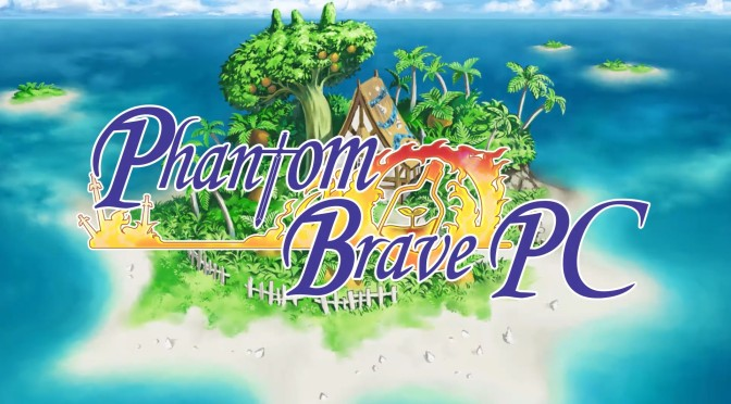 Phantom Brave PC: Digital Chroma Edition coming to Steam!