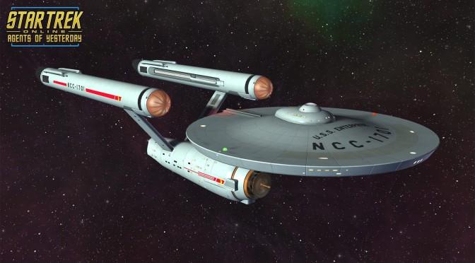 New Star Trek Online Launch Trailer Agents of Yesterday