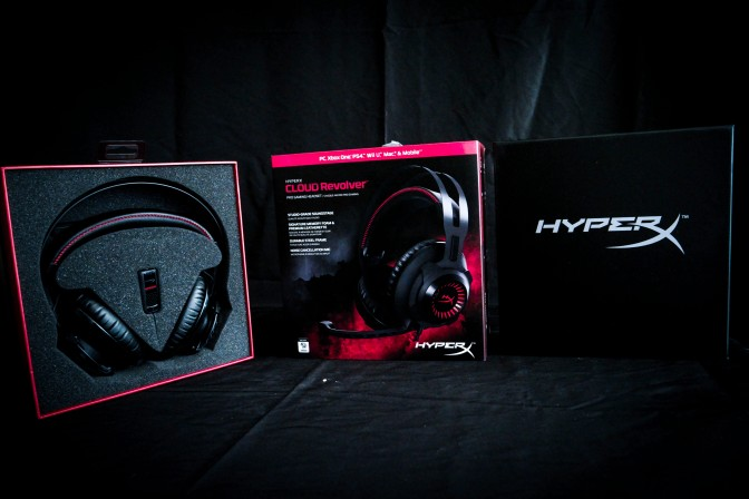 Review: HyperX Cloud Revolver Headset