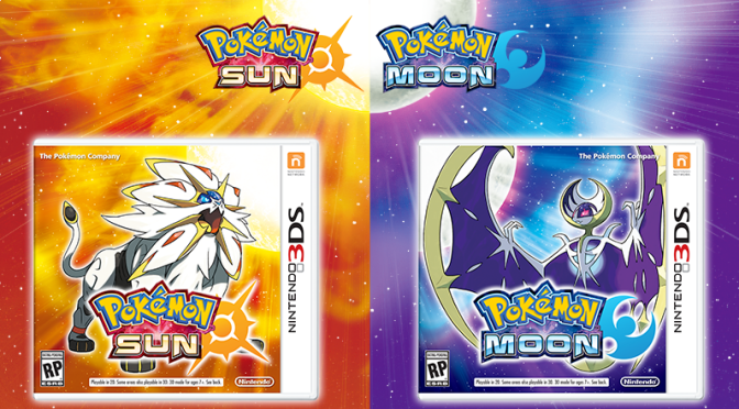 News on Pokémon Sun and Moon July 1st
