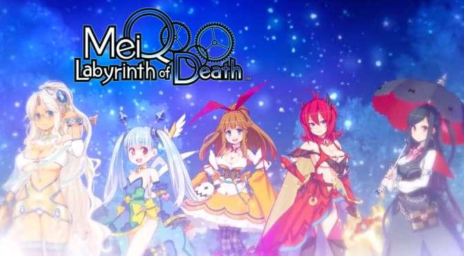 MeiQ: Labyrinth of Dead Customization Screen Shots