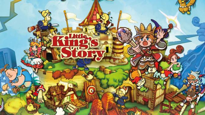 Little King's Story is coming to PC