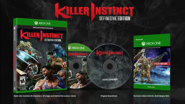 Killer Instinct: Definitive Edition [UPDATE] Official Announcement