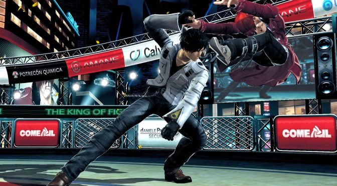 The King of Fighters XIV Demo Launches July 19