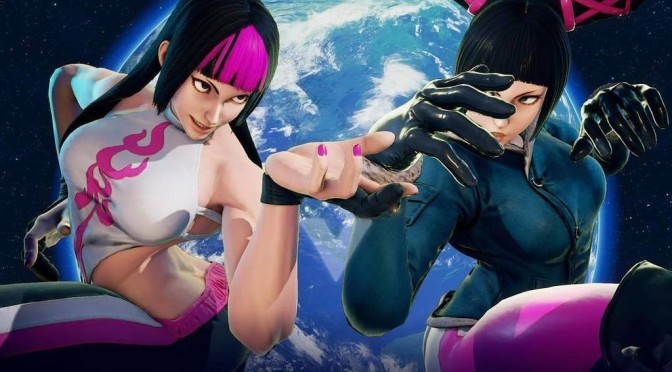 Juri Will Join Street Fighter V's Roster by the End of the Month
