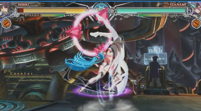 Blazblue: Central Fiction has a release date