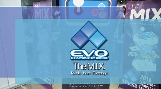 NCG at The MIX – Evo Indie Game Showcase