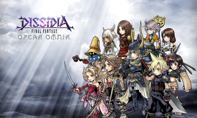Dissidia Final Fantasy: Opera Omnia announced
