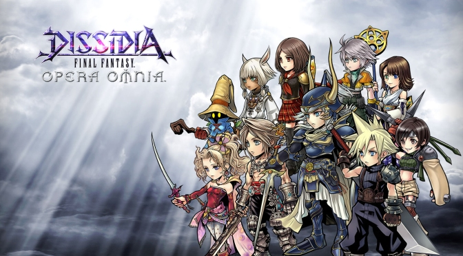 Dissidia Final Fantasy: Opera Omnia announced