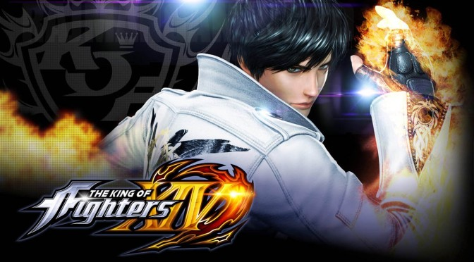 King of Fighters XIV reveal Pack Shots