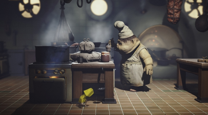 Screenshots of Little Nightmares Revealed