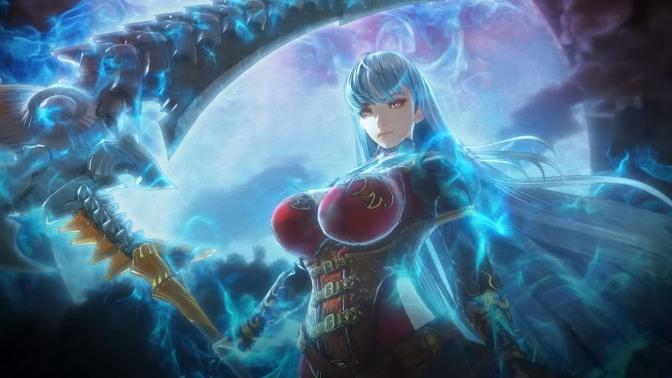 Valkyria: Azure Revolution Japan Launch