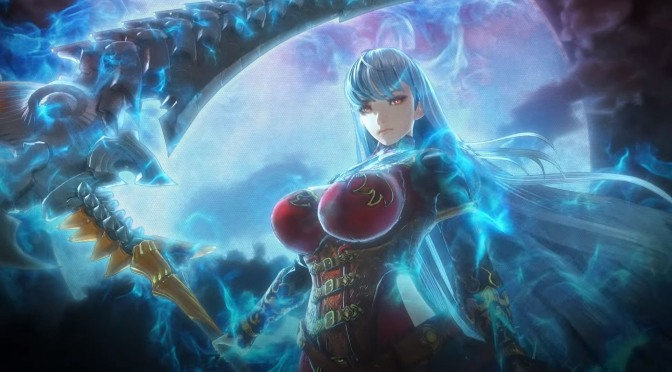 Valkyria: Azure Revolution Japan Launch