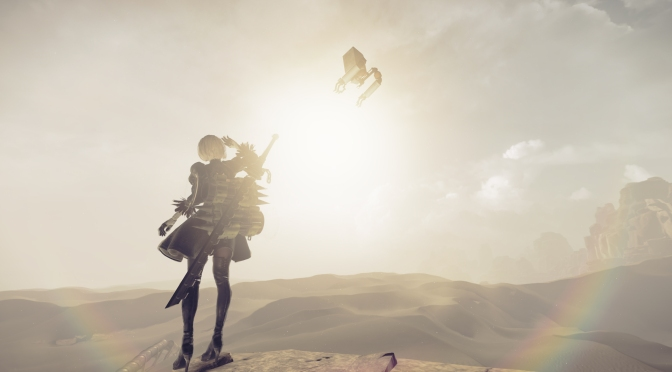 NieR: Automata will be Coming to PC in Early 2017