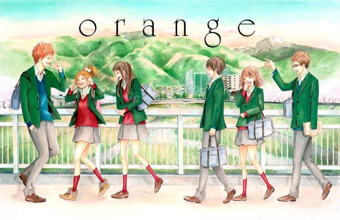 Orange – Anime Series