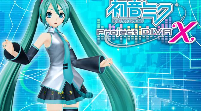 Project Diva X Demo + DLC