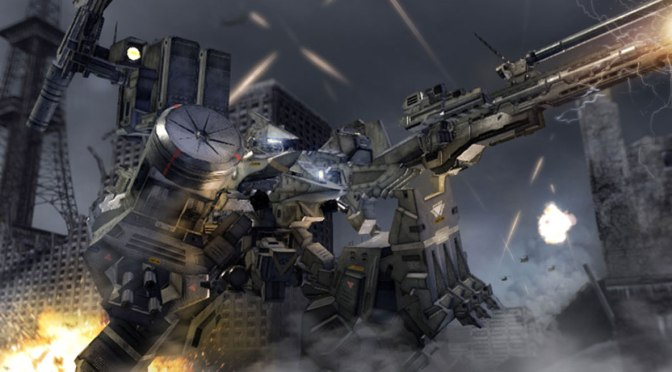 From Software has 3 New Titles They Are Working On, One is a New Armored Core