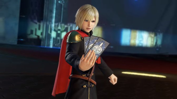 Ace Joins Dissidia Final Fantasy Arcade with a New Trailer