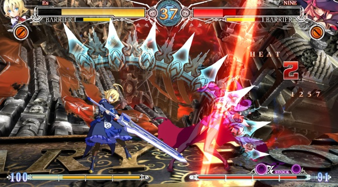 Blazblue: Central Fiction will Release this November in the US, plus New Bundles