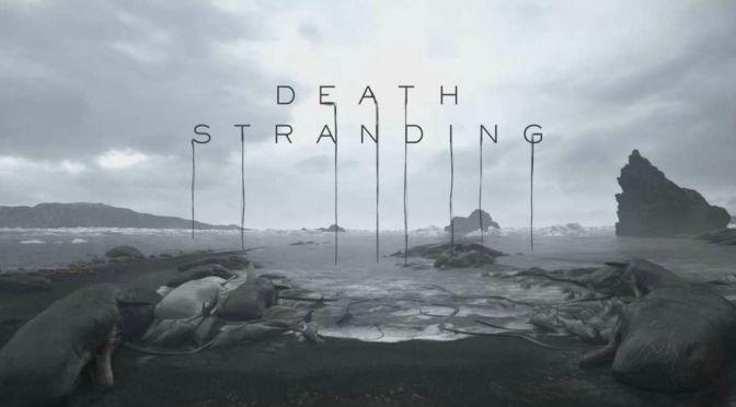 Kojima tells more about Death Stranding