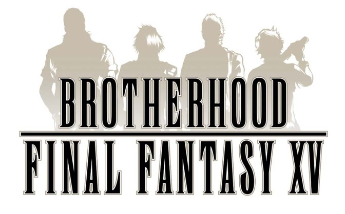 Final Fantasy XV anime ends and another mobile app
