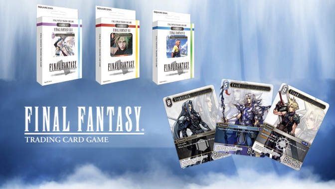 Final Fantasy Trading Card Game is Heading West