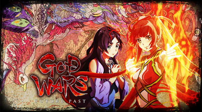 GOD WARS: Future Past Launches March 28, 2017 for Playstation 4 and Playstation Vita