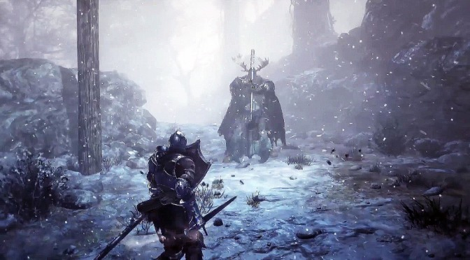 Dark Souls III: Ashes of Ariandel New Trailer and Release date for October 25
