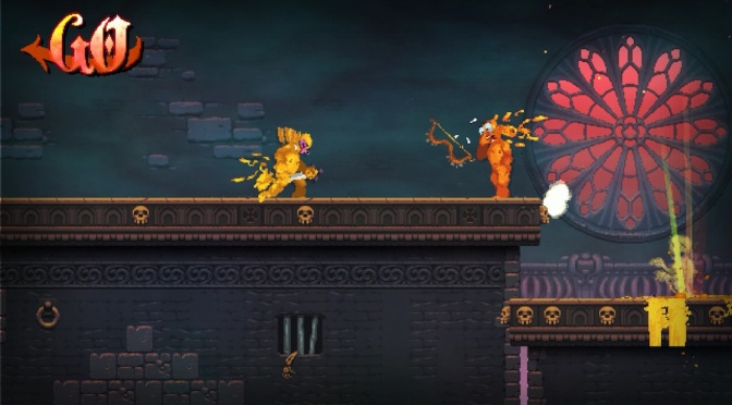 Nidhogg 2 Announced and will be Playable at TwitchCon