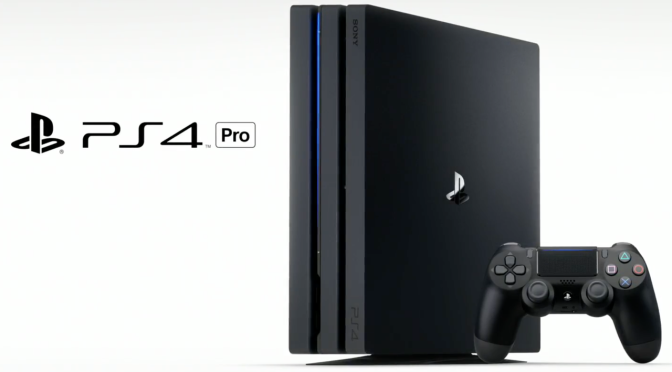 PS4 Pro Announced