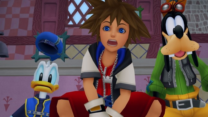 Kingdom Hearts HD 1.5 and 2.5 coming to PS4
