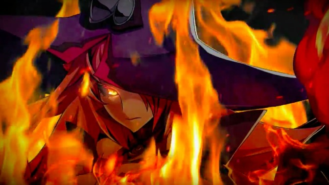 BlazBlue Central Fiction – Naoto and Nine The Phantom Gameplay