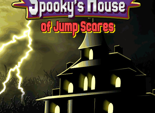 Spooky Month: Spooky's House of Jumpscares