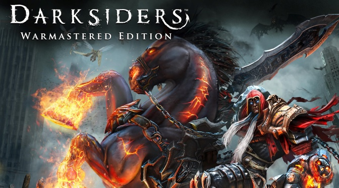 Darksiders: Warmastered Edition delayed for PS4 and Xbox One