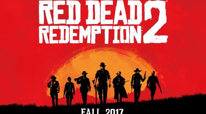 Red Dead Redemption 2 is Officially Announced