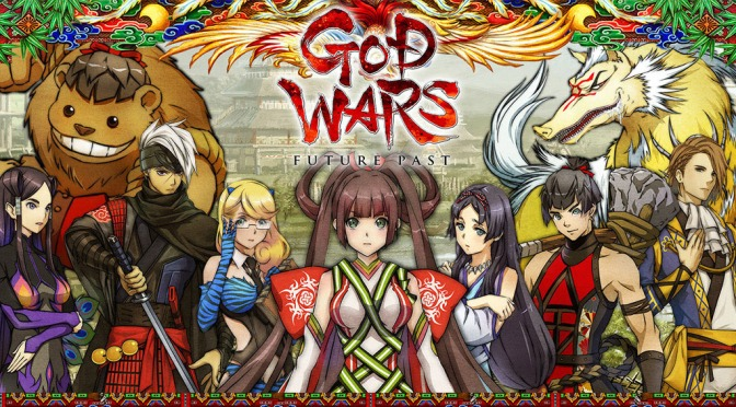 GOD WARS Future Past gets a Limited Edition bundle
