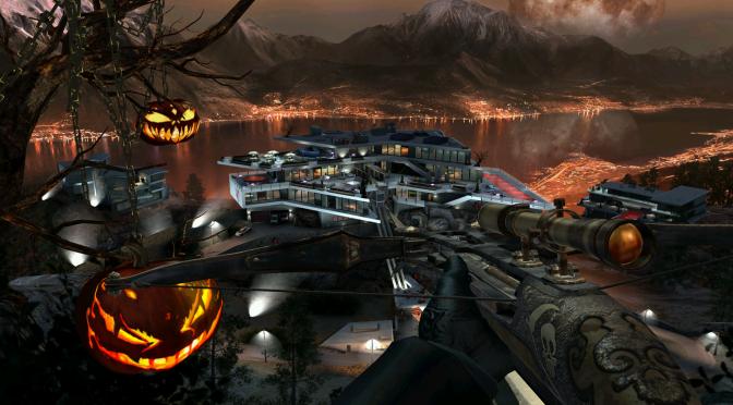 Halloween on Hitman: Sniper