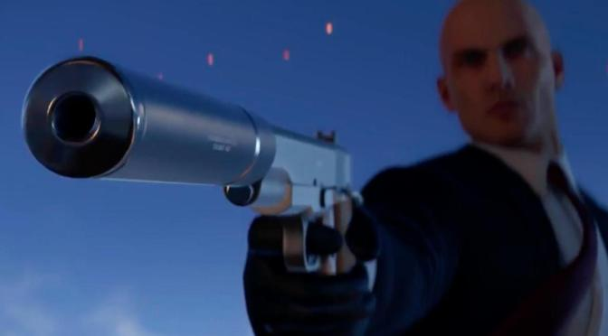 The Season Finale for Hitman is here