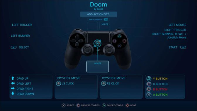 Steam is adding Native Dualshock 4 Support