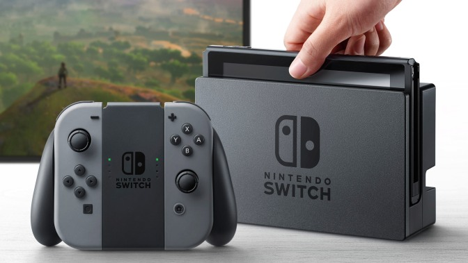 Everything we know and confirmed about the Nintendo Switch