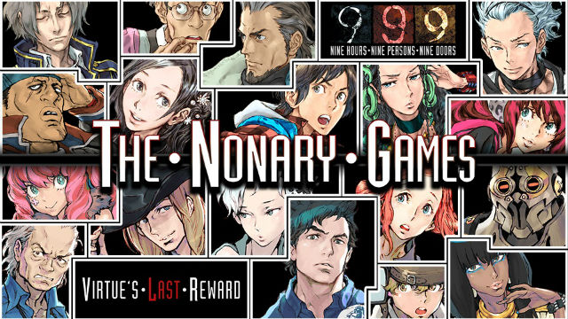 Zero Escape: The Nonary Games announced for Playstation4 and PS Vita