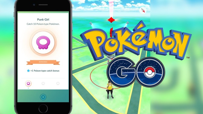 New Pokemon Go Update will Give a New Capture Bonus to Increase the Odds of Catching Rare Pokémon