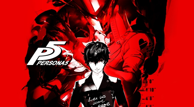 "Check out the Latest Trailer with the Protagonist's ""English"" Voice actor for Persona 5"