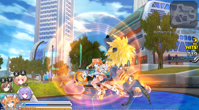 MEGATAGMENSION BLANC + NEPTUNE VS ZOMBIES STEAM RELEASE AND DELUXE PACK AVAILABLE TODAY!