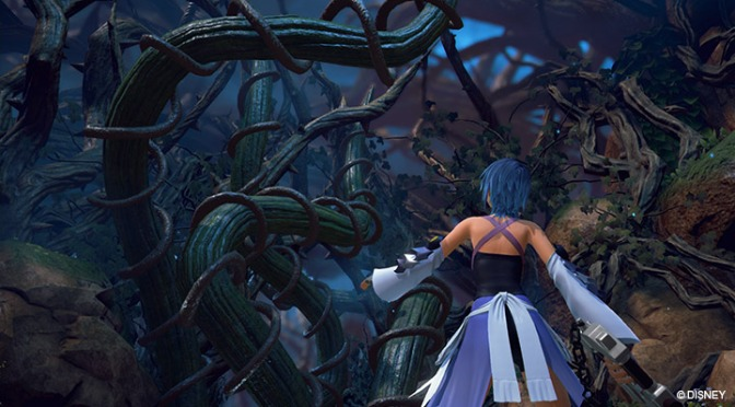 KINGDOM HEARTS HD 2.8 Final Chapter Prologue Screenshots and Character Art