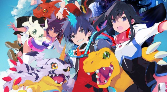 """""""Digimon World: Next Order"""" Story Trailer Debut and Release Date"""