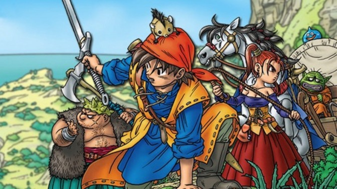 Dragon Quest VIII: Journey of the Cursed King for 3DS has a new Story Trailer