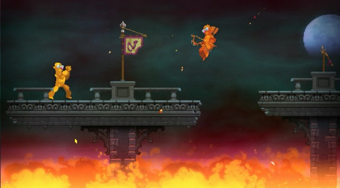 Nidhogg 2 is Coming to PS4